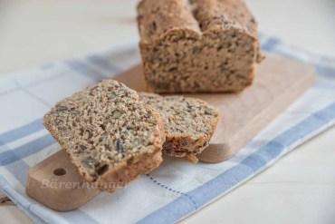 Schnelles Dinkel Körner Brot