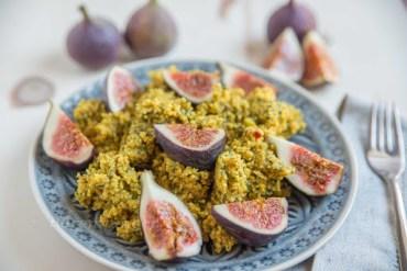 Quinoa mit Feigen