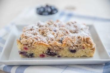 Heidelbeer Streusel Kuchen