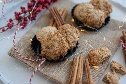 Haferflocken Mandel Kekse