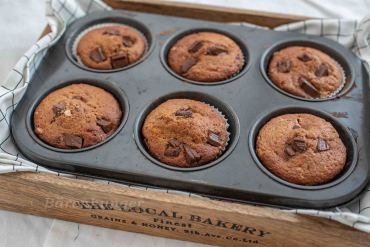 Schokoladen Muffins