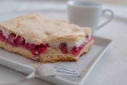 Ribisel Baiser Kuchen