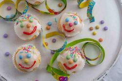 Clown Muffins