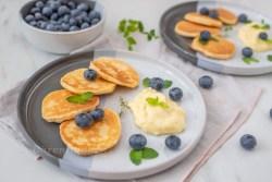 Milchreis Pancakes