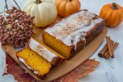 Pumpkin Bread, süsses Kürbis Brot