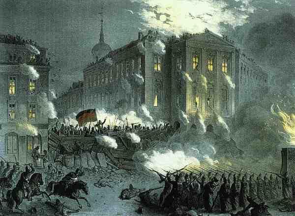 Berlin im März 1848