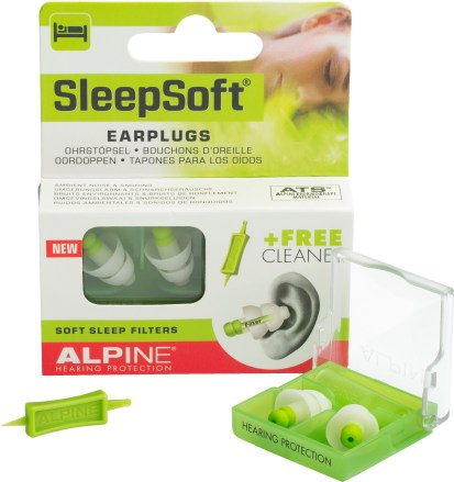 Alpine SleepSoft packshot