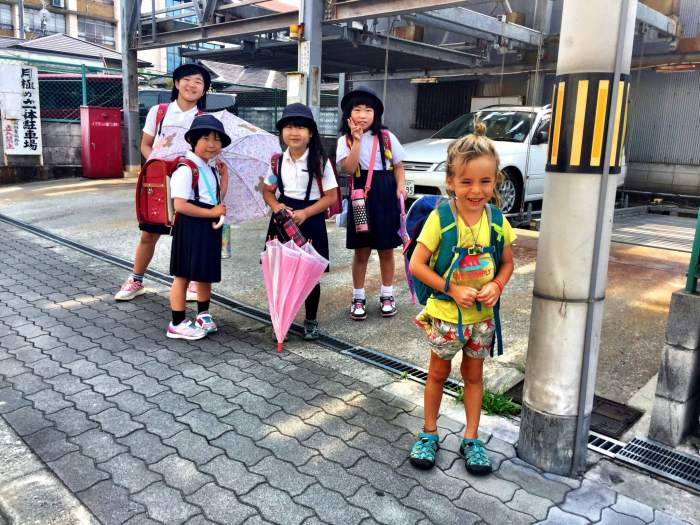 Japan Reise mit Kind - Kinder