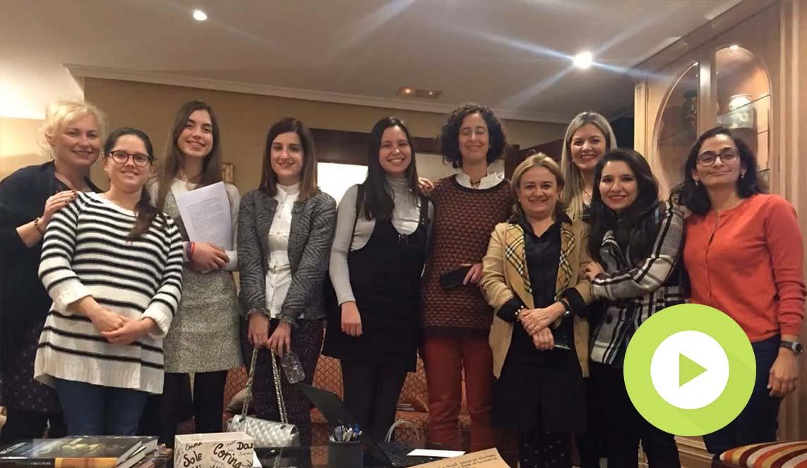 Participación de la Dra. Raquel Baeza y su equipo en el proyecto Serendipia