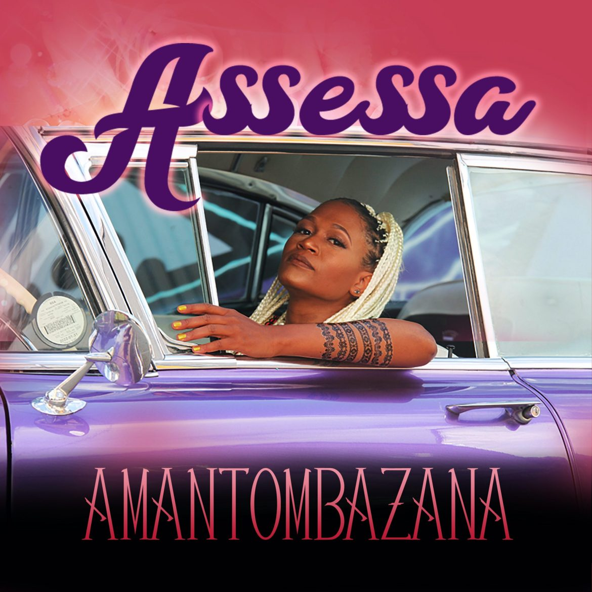 Queen of Rap – Assessa Drops Brand New Music Video for New single Amantombazane, an all-girls party theme song
