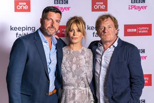 In Pictures: Keeping Faith Series 2 Premiere | BAFTA