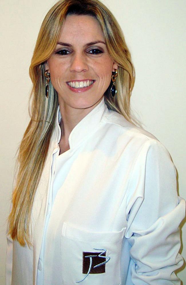 Débora Pádua, fisioterapeuta uroginecológica da Clínica Dr José Bento de Souza (foto: divulgação)