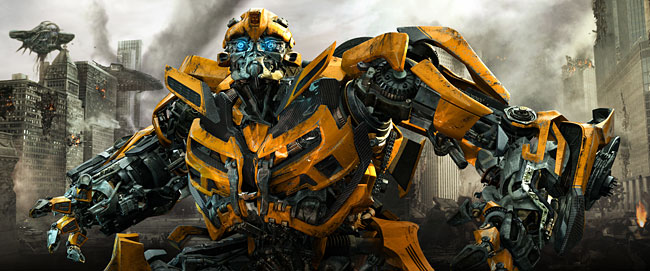 Transformers Dark of the Moon (foto: Paramount Pictures / Getty Images)