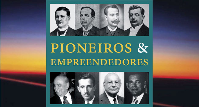 Exposição Pioneiros & Empreendedores (divulgação)