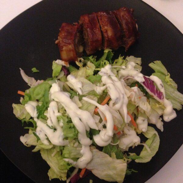 Bacons ushi rulle