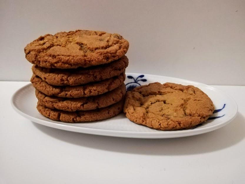 Cookies med Daim.
