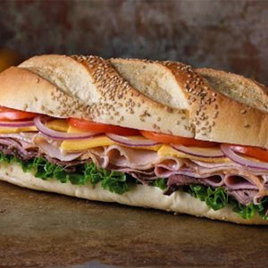 Classic Meat Sandwiches