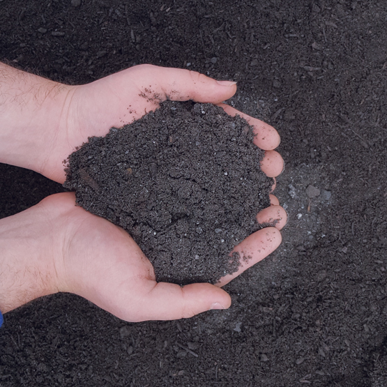 Planter Box Mixes--we bag soils and offer a top mix and a bottom mix for planter boxes.