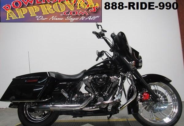 2007 Used Harley Davidson Street Glide U4599