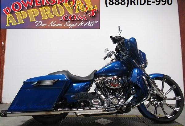 2009 Used Harley Davidson Street Glide U4901