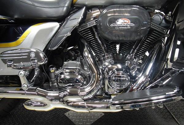 2012 Used Harley Davidson Electra Glide CVO U4937