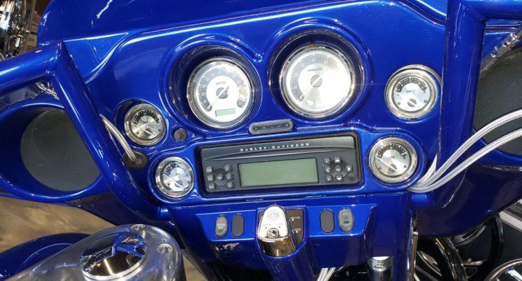 2007 Harley Davidson Electra Glide CVO.