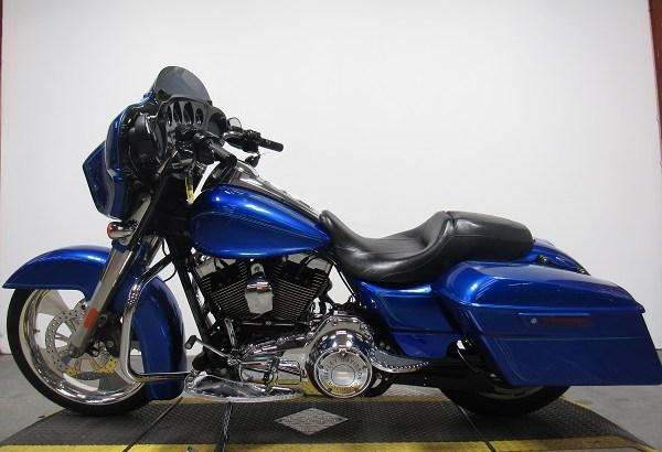 2014 Used Harley Davidson Street Glide U5026
