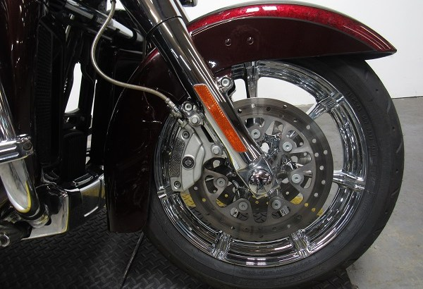 2015 Used Harley Davidson CVO Ultra Limited U4990