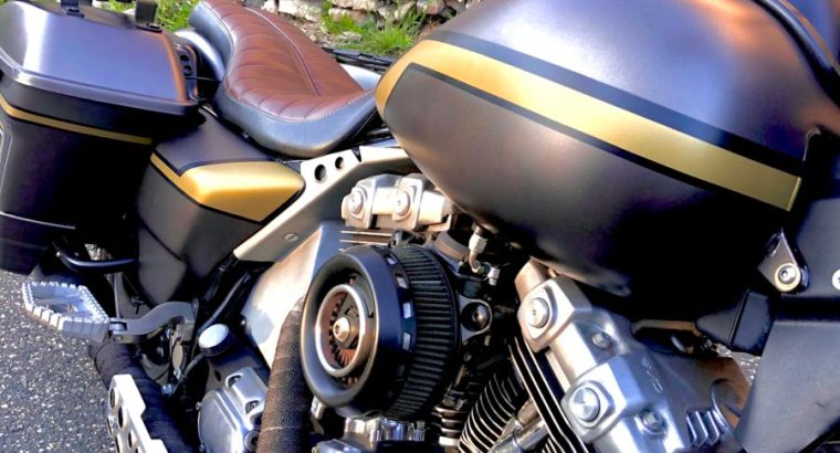 1999 Road King Custom Industrial Performance Bagge