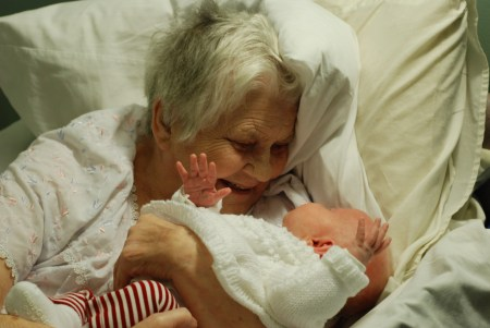 I'm your Great Grandma