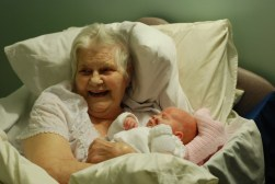 I'm a Great Grandma!
