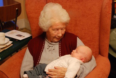 Great-Great Auntie Iris