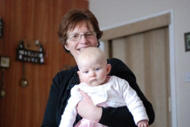 Me and Nanny Fran