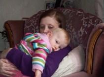 I'm tired Auntie Liz