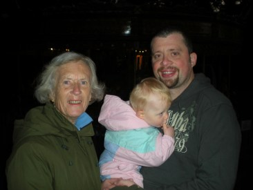 Me, Daddy and Nanny