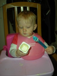 I have been mostly eating yoghurt