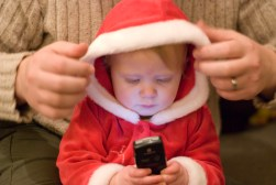 Can I text Santa?
