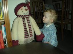 Mr Snowman...