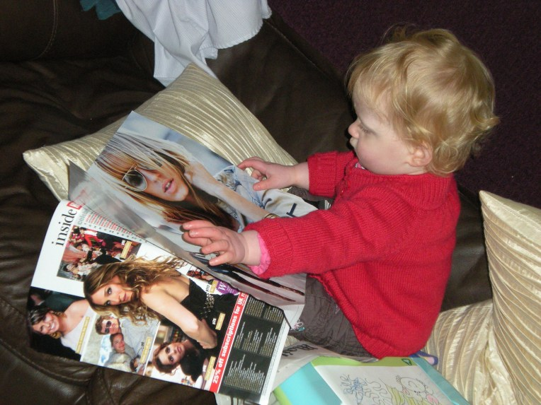 Catching up on the gossip