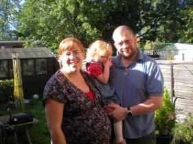 Mommy, Daddy and Éowyn