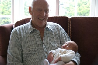 Amélie and Granddad