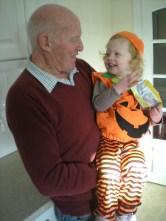 Granddad and Éowyn