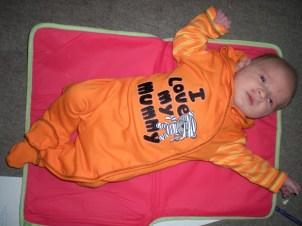 Amélie's halloween costume