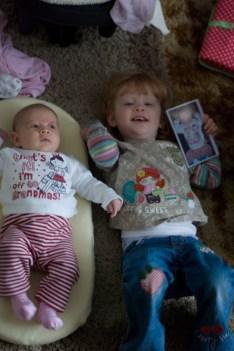 Me and big Sis!