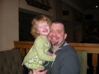 Daddy and Éowyn