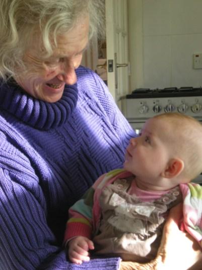 That's my Nanny!