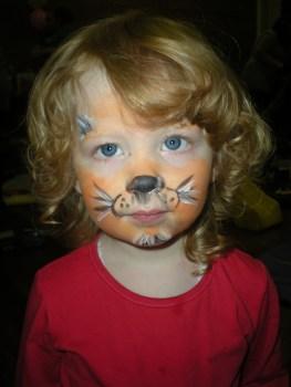 Tiger Face!