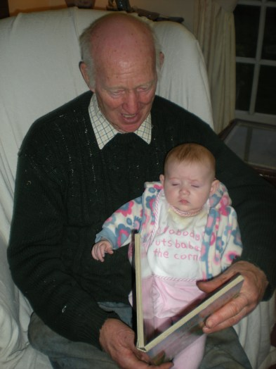 Let Granddad read you a story