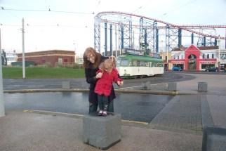 Blackpool!