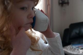 Emotional phonecall